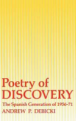 Poetry Of Discovery