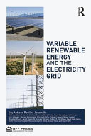Variable Renewable Energy and the Electricity Grid PDF