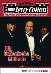Jerry Cotton - Folge 2985: Die italienische Methode