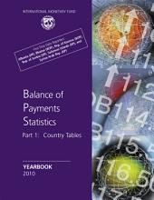 Balance of Payments Statistics Yearbook, 2010