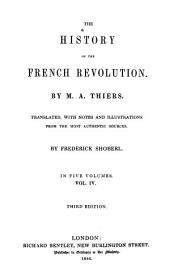 The History of the French Revolution: Volume 4