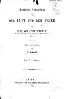 Chemische abhandlung von der luft und dem feuer PDF