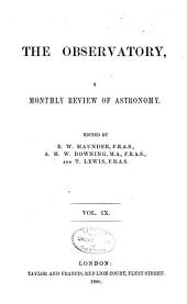 The Observatory: Volume 9