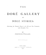 The Doré Gallery of Bible Stories