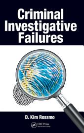 Criminal Investigative Failures