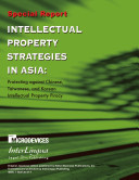 Intellectual Property Strategies in Asia
