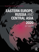 Eastern Europe  Russia and Central Asia 2020 PDF