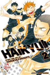 Haikyu!!, Vol. 2: The View From The Top