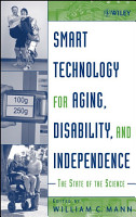 Smart Technology for Aging  Disability  and Independence PDF