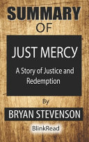 Summary Of Just Mercy By Bryan Stevenson