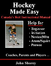 Hockey Made Easy   Instructional Manual Book