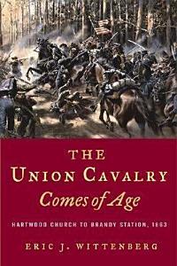 The Union Cavalry Comes of Age Book