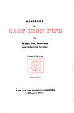 Handbook of Cast Iron Pipe