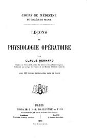 Les oeuvres de Claude Bernard: Volume15