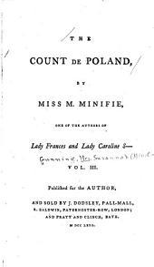 The Count de Poland: Volume 3