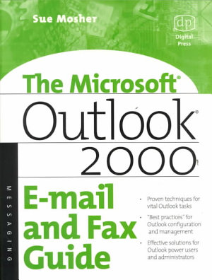 Microsoft Outlook 2000 E mail and Fax Guide PDF