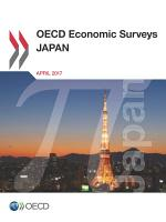 OECD Economic Surveys  Japan 2017 PDF
