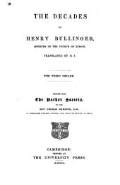The decades of Henry Bullinger: Volume 8