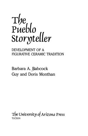 The Pueblo Storyteller