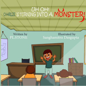 Uh Oh Charlie is turning into a monster