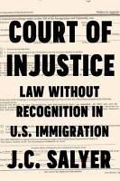 Court of Injustice PDF