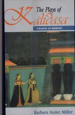 The Plays of Kālidāsa