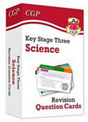 Key Stage Three Science Revision Question Cards
