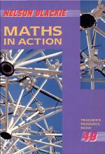 Mathematics in Action Teachers' Resource Book 4b