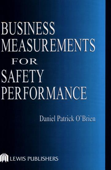 Business Measurements for Safety Performance PDF