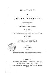Memoirs of the Reign of George III