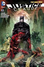 Justice League (2012-) #35