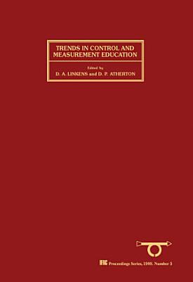 Trends in Control and Measurement Education PDF