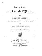 La mère de la marquise