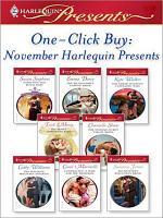 One Click Buy  November Harlequin Presents PDF