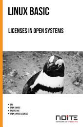 Licenses in open systems: Linux Basic. AL1-006
