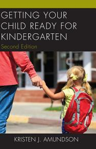 Getting Your Child Ready for Kindergarten PDF