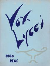 Vox Lycei 1960-1961