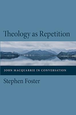 Theology as Repetition PDF