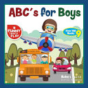 Abc's for Boys Baby's Age 1-3 (English Edition)