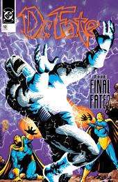 Doctor Fate (1988-) #12