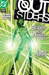 Outsiders (2003-) #16