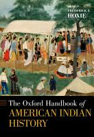The Oxford Handbook of American Indian History PDF