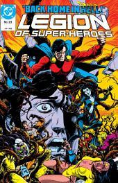 Legion of Super-Heroes (1984-) #23
