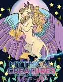 Mythical Creatures Coloring Books for Adults