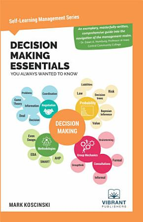 Decision Making Essentials You Always Wanted to Know PDF