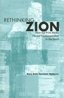 Rethinking Zion PDF