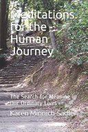Meditations  for the Human Journey