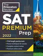 Princeton Review SAT Premium Prep, 2022