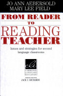 From Reader to Reading Teacher