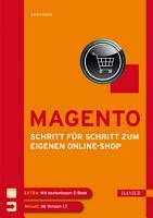 Magento   Schritt f  r Schritt zum eigenen Online Shop PDF
